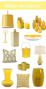 Image Small Spaces Yellow Home Decor Yellow Bedroom Decorations Living Room Decor Yellow Yellow Rooms Pinterest 25 Cheery Ways To Use Yellow In Your Decor Stile Yellow Home