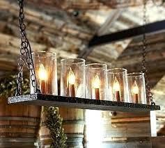 rustic dining room lighting best kitchen table ideas images on bronze light crystal chandelier elk