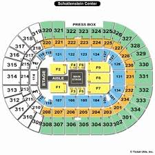 Value City Arena Seating Chart Schottenstein Center Seating Chart Fresh Schottenstein
