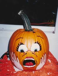 ideas for painting a pumpkin best 25 painted pumpkins ideas on painting pumpkins ideas