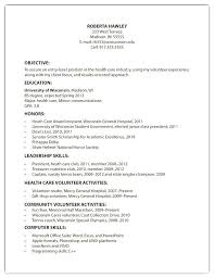 Functional Resume Objective Examples | Nfcnbarroom.com