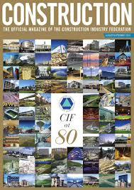 building industry magazine by ursula silva issuu construction magazine 2015