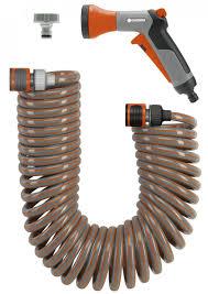 gardena spiral set hose