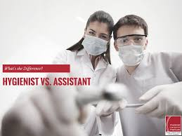 Whats The Difference Between A Dental Hygienist And A Dental Assistant