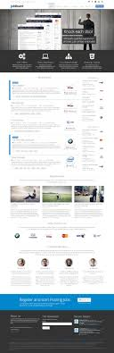 best responsive drupal jobboard and portal themes in  live demo