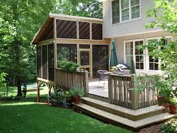 Screened In Porch Design deck and screened porch designs 3255 by uwakikaiketsu.us