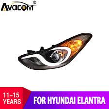 2012 Hyundai Elantra Running Light Bulb Avacom Car Stying Head Lamp For Hyundai Elantra 2012 2013
