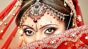 modernize traditional indian wedding makeup