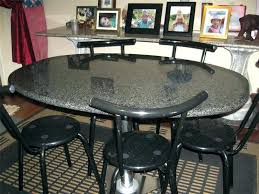 48 round table top granite dining table best granite top dining table designs for your 48