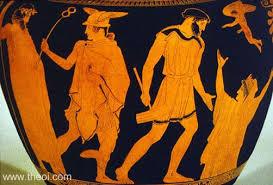 pandora the first w of greek mythology epimetheus and the birth of pandora athenian red figure amphora c5th b c ashmolean