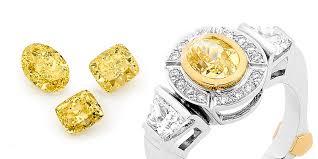 Yellow Diamond Vs White Diamond Yellow Diamonds