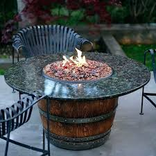 fire pits propane pit glass rocks crystal beads canada cool for in design 10
