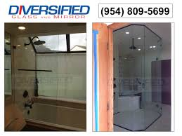 miami ft lauderdale affordable frameless shower doors glasirror doors installation and repair 24 hours emergency board up cut glass to size