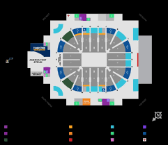 Vivint Smart Home Arena Seating Chart Vivint Smart Home Arena In Vivint Seating Chart
