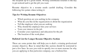 Resume Example Of A Simple Resume For A Job Amazing Simple
