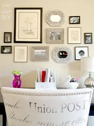cute office decor ideas all in room decorating ideas on a budget office decor