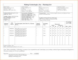 8 sample packing list job resumes word sample packing list 2 8 sample packing list