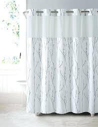 modern grey shower curtain. Black Grey Shower Curtain Red . Modern D