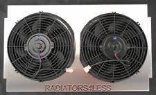 radiators4less aluminum radiator fan shroud fits champion cc289 mc289 ec289 ae289 w 12