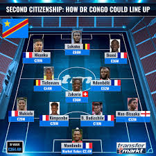 Check spelling or type a new query. Transfermarkt Co Uk On Twitter How Far Could They Go At A World Cup All Player With Dr Congo As Their 2nd Citizenship Https T Co Udzsbottb9