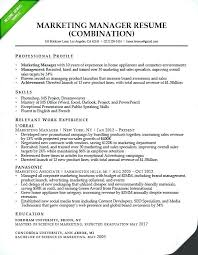 Marketing Coordinator Resume Sample New Marketing Director Resume 48 For Of Sample Example Manager