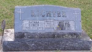 Elmer Richter (1922-1973) - Find A Grave Memorial