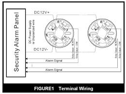 wiring diagram 4 wire smoke alarm wiring diagram 2 018 4 wire fire alarm wiring diagram addressable at Fire Alarm Wiring Diagram Manual