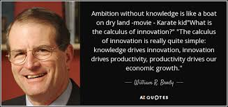 Productivity Quotes Stunning QUOTES BY WILLIAM R BRODY AZ Quotes