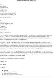 Nurse Cover Letter Template Sample Cover Letter New Graduate Nurse