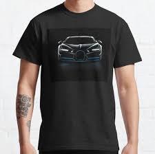 Banana republic bugatti classic car tee t shirt size l. Bugatti T Shirts Redbubble