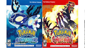 the newest pokemon game - YouTube