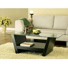 modern furniture coffee table. this sleek black coffee table will add a modern accent to your living room decor furniture