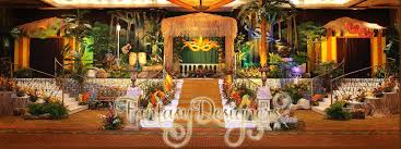 Caribbean Brazilian Theme Quince Decoration