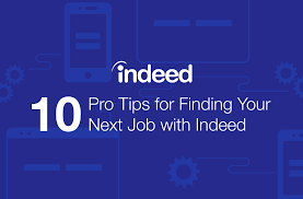 Tips To Find A Job Infographic 10 Tips For Using Indeed To Master Your Job