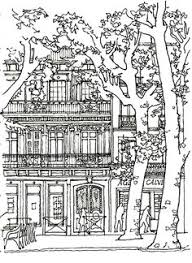 Small Picture Coloring page house interior coloring picture house interior
