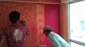 Small Picture Asian wall Painters Raam Ishwar Raipur Chhattisgar YouTube