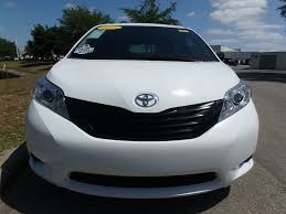 2015 Used Toyota Sienna 5dr 7-Passenger Van L FWD at Central ...