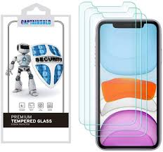 3 Pack CaptainShld for Apple iPhone Max 90% OFF and XR 11 inch 6.1