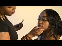 makeup artist summer lipstick tips tricks by celebrity mua on african american skin part 2 red lipstick you