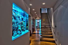 Indoor Aquarium Design Beautiful Home Aquarium Design Ideas