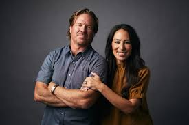 Chip and Joanna Gaines on Magnolia Network, Fixer Upper Return