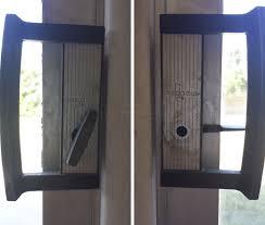 user submitted photos of patio door handles