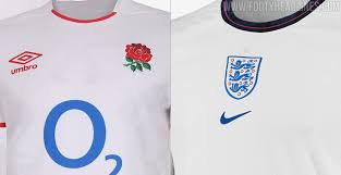 The competition, which was traditionally contested between australia and great britain, will feature england for the first time. Umbro Vs Nike Nike England Football Vs Umbro England Rugby 2020 21 Kits In Detail Footy Headlines