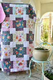 Flower Market {Free Quilt Pattern} & DSC_0960 Adamdwight.com
