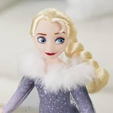 <b>Кукла Hasbro Disney Princess</b> Поющая Эльза C2539EW0 ...