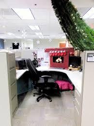 office christmas decorations ideas brilliant handmade workstations. Unique Office Cuble Christmas Decoration With Pine Bushy Leaves Decorations Ideas Brilliant Handmade Workstations