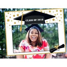 large personalized social graduations poster photo booth prop frame class of 2018 graduation photo booth frame graduation prop 10011287