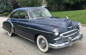 1950 Chevrolet Styleline | Connors Motorcar Company