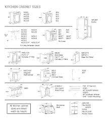 Standard Cabinet Door Dimensions Jerseyszn Co