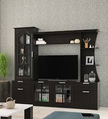 Image Wall Mount Buy Kosmo Madarin Wall Tv Unit In Natural Wenge Melamine Finish By Spacewood Online Modern Tv Units Tv Units Furniture Pepperfry Product Pepperfry Buy Kosmo Madarin Wall Tv Unit In Natural Wenge Melamine Finish By